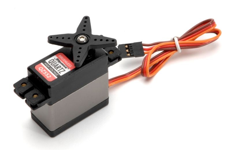 Quartz Q552 Brushless HV Servo