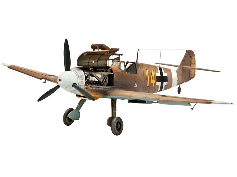 Messerschmitt Bf109 F-2/4 1:48