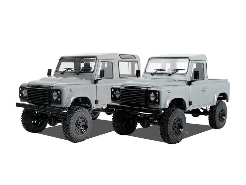 Gelande II Truck Kit mit 2015 Land Rover Defender Karosserie