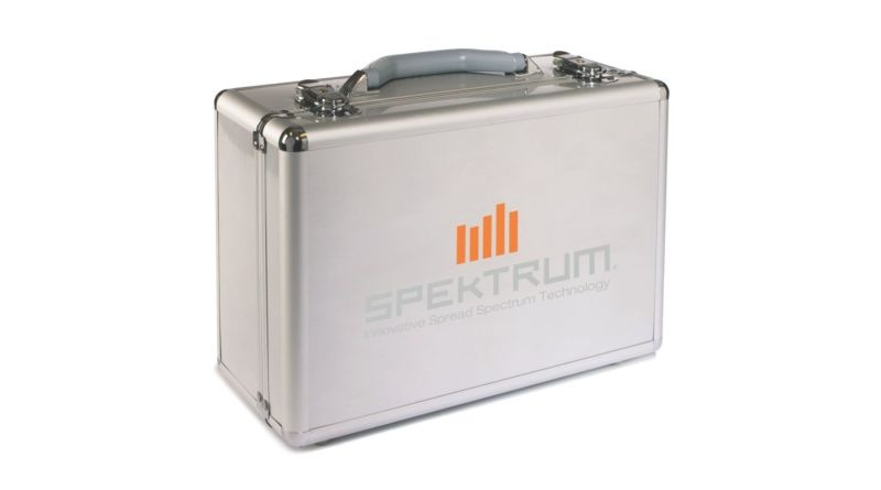 Spektrum Aluminium Surface-Senderkoffer für Surfacesender