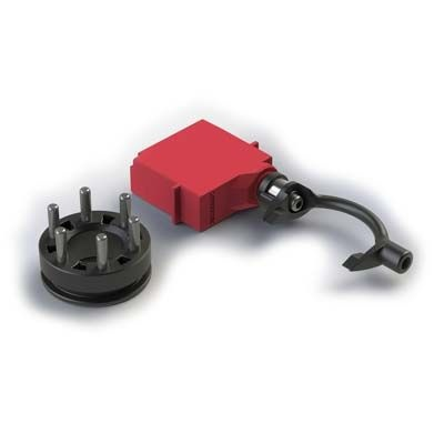 Sperrdifferential Servo Set NERO ADS-08 Diff Brain