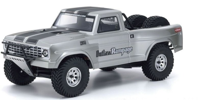 Outlaw Rampage Pro 2WD Trophy Truck 1/10 Bausatz