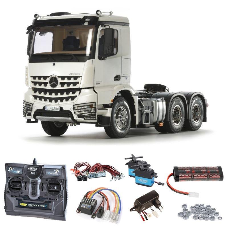 Mercedes Benz Arocs 3363 6x4 ClassicSpace 1:14 Truck
