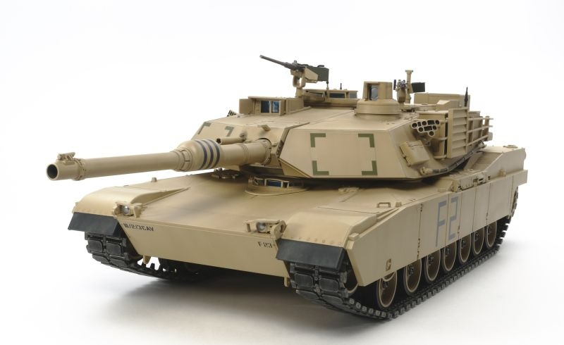 Abrams US KPz M1A2 Full Options RC Panzer 1:16
