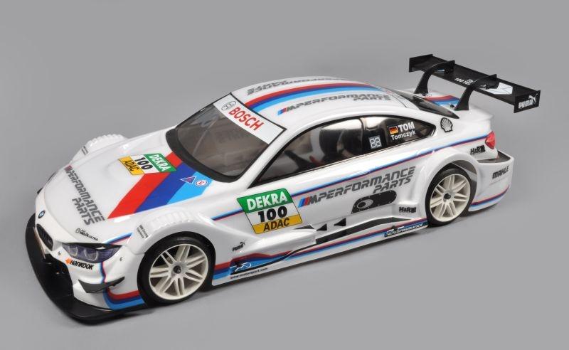BMW M4 Sportsline 4WD 530 Glattbahner 1/5 Verbrenner RTR