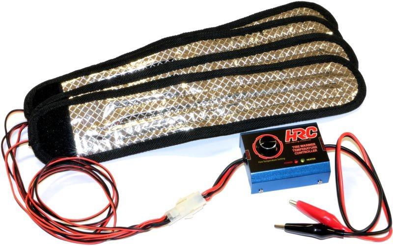 Reifenwärmer Set Basic für 1/8 Buggys und Rally Game