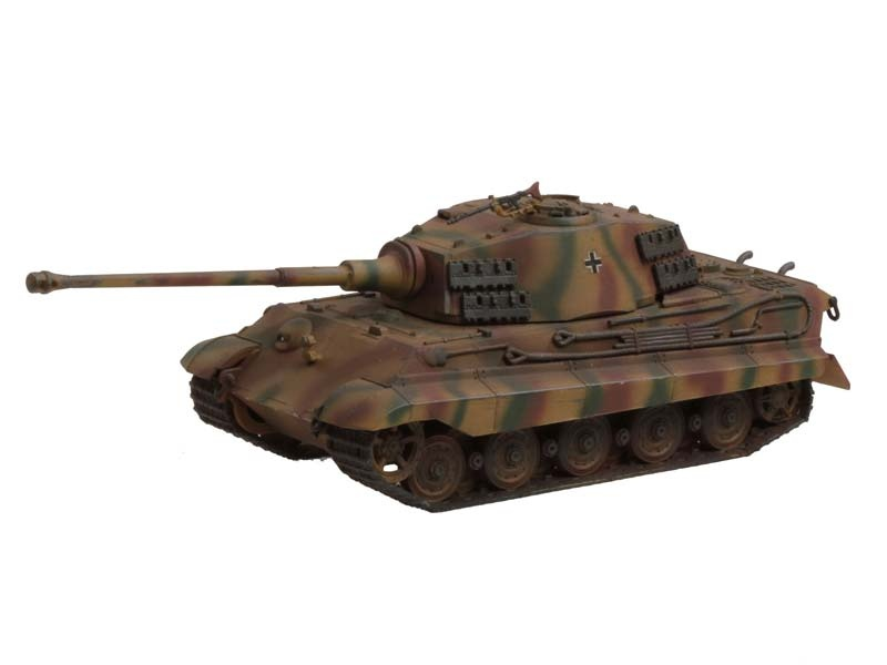 Tiger II Ausf. B 1:72