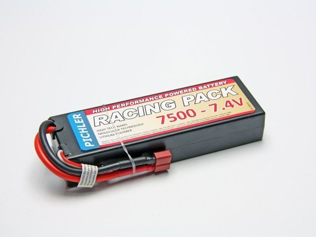 LiPo Racing Pack 7500 - 7,4V