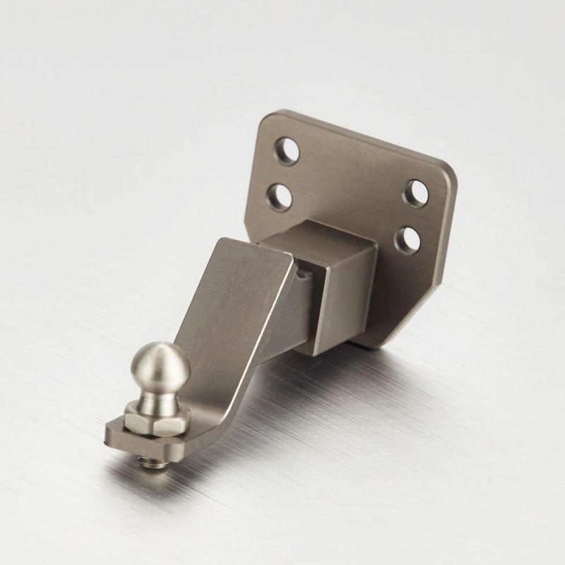 Abschlepphaken Titan für hintere Stoßstange A für D90
