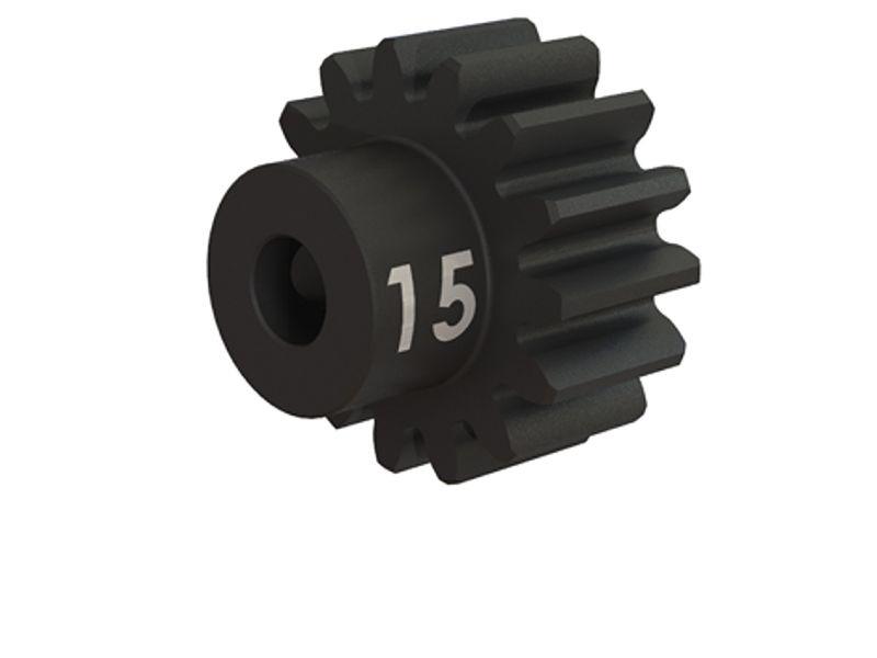 Stahl (gehärtet) Motorritzel 15T - 32dp (3,17mm)