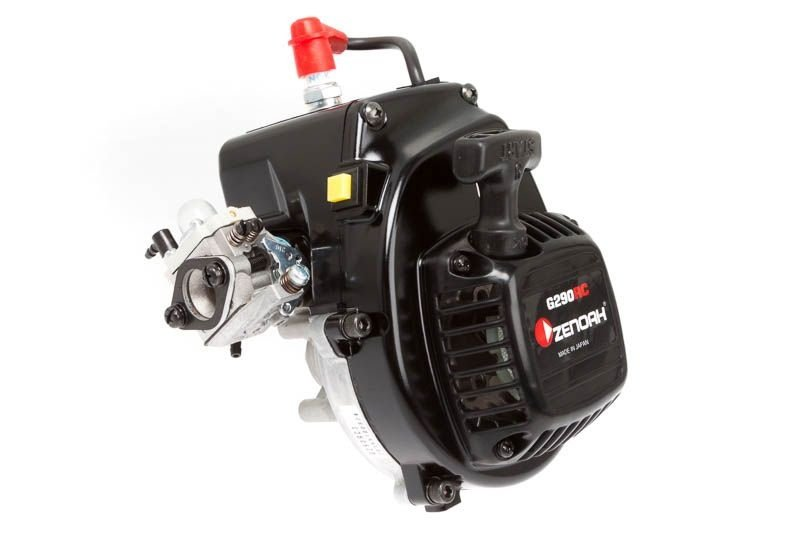 Zenoah G290RC 28,5ccm Motor (ohne Kupplung, Filter, Reso)