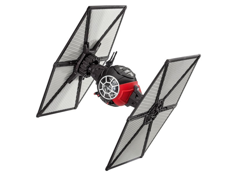 First Order Special Forces TIE Fighter 1:51