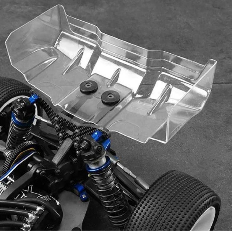 Vertigo Heckflügel 1.5mm (klar) für 1:10 Off-Road Fahrzeuge