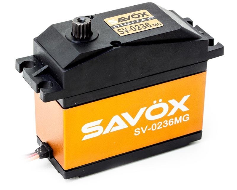SV-0236MG Großmodell Digital Servo 40kg - 0,17sek/60