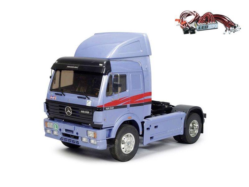Mercedes Benz Truck 1838 LS - Exklusiv + LED-Lichtset