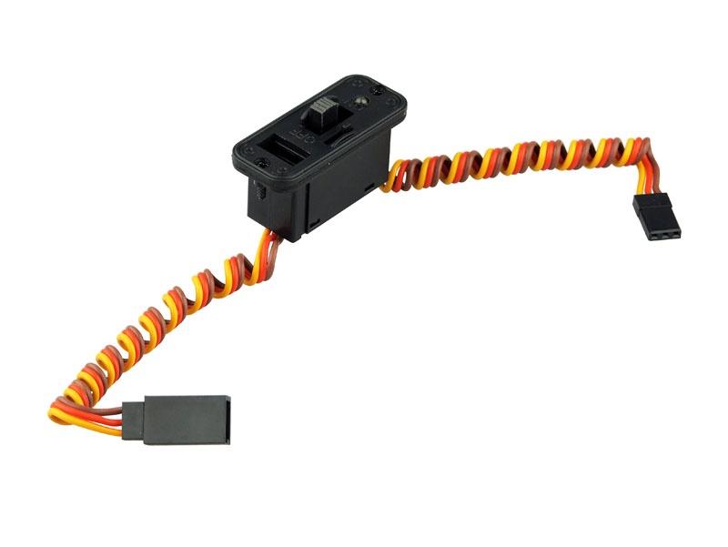 Schalterkabel kompatibel mit JR  LED  Ladeanschluss