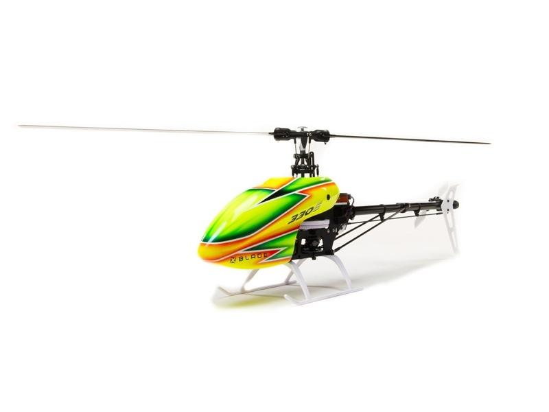 330 S 3D Hubschrauber RTF mit DXe