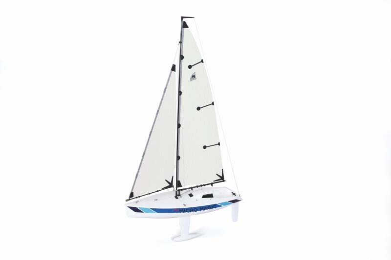 WP RACING MICROMAGIC Tuningversion Segelboot