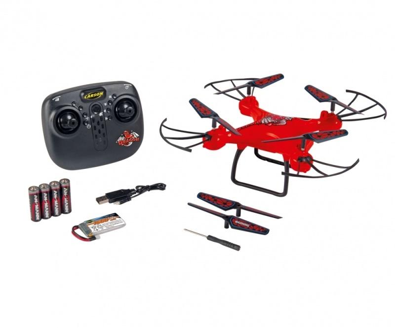 X4 Quadcopter Dragon 330 2.4G 100% RTF rot