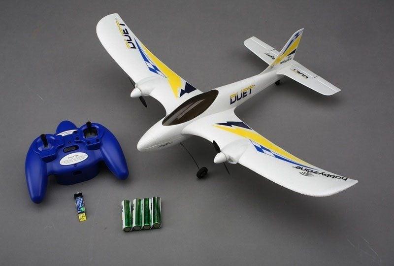 Duet 2,4GHz Einsteigerflugzeug RTF