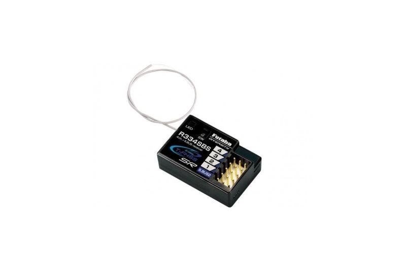 R334SBS 2,4 GHz T-FHSS SR Telemetrie Empfänger mit S.BUS2