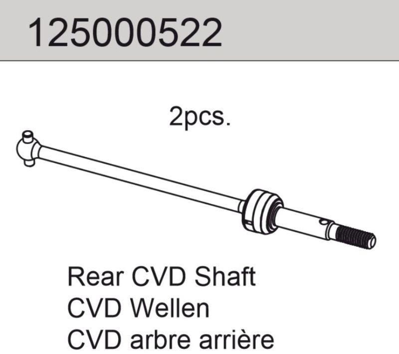 CVD Wellen (2) Mad Rat