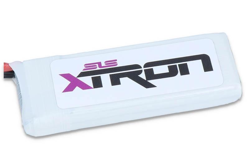 XTRON LiPo Akku RTX 2600mAh 2S1P 7,4V 2C/4C