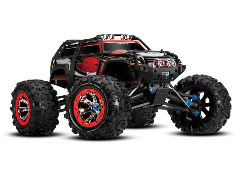 Summit 1:8 Extreme Crawler 2.4Ghz TQI TSM Waterproof 2017