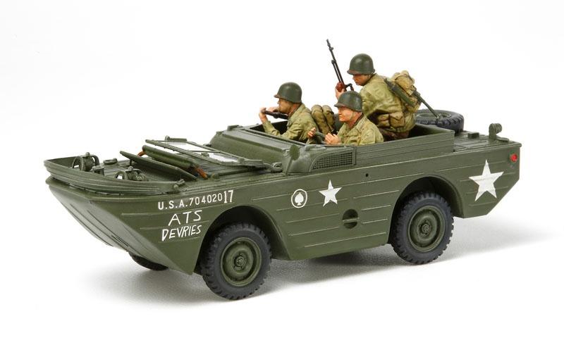 1:35 WWII US Ford GPA Amphibienfahrzeug 4x4 LKW