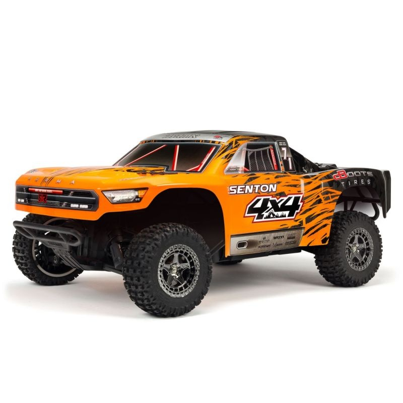 Senton 3S BLX 4WD BL Short Course Truck 1/10 RTR, orange