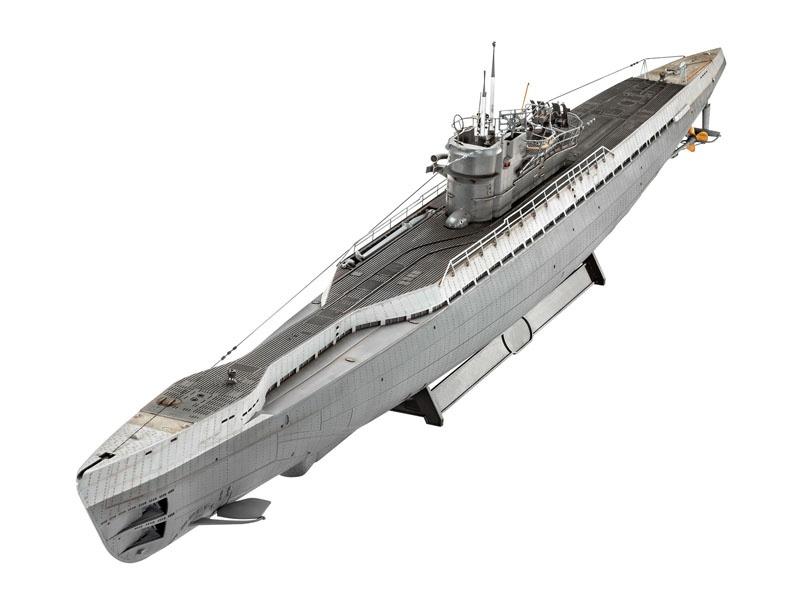 Deutsches U-Boot TYPE IX C/40 (U190) 1:72