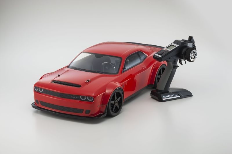Inferno GT2 Race Spec Dodge Challenger SRT Nitro 1/8 RTR