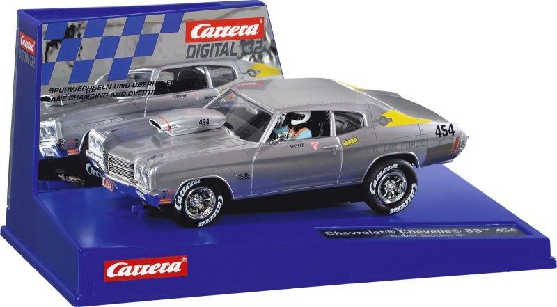 Digital 132 Chevrolet Chevelle SS 454, Super Stocker III