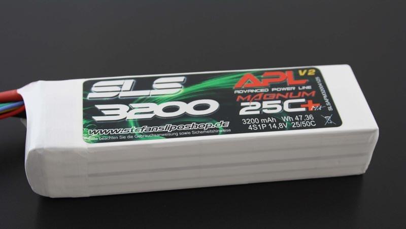 APL MAGNUM 3200mAh 5S1P 18,5V 25C/50C
