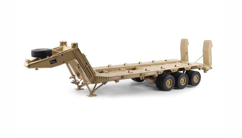U.S. M747 Schwerlast Sattelauflieger 1:12 Bausatz