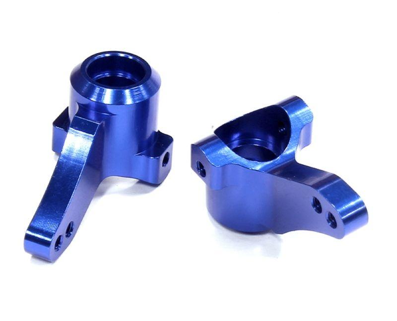 Tuning CNC Alu Lenkhebel für HPI Bullet MT & ST blau