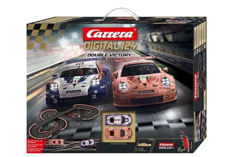 Digital 124 Startpackung Double Victory mit 2x Porsche 911