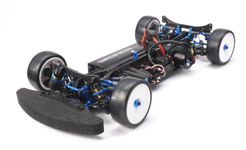 TRF 419 X Chassis Kit 1:10