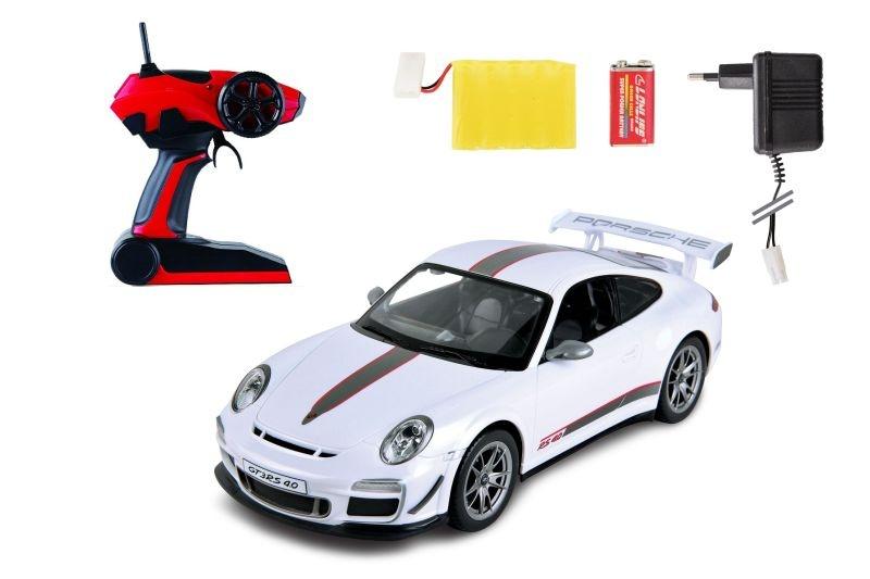 Porsche 911 GT3 RS 4.0 Onroad RC-Car 1/14 2,4GHz RTR in weiß