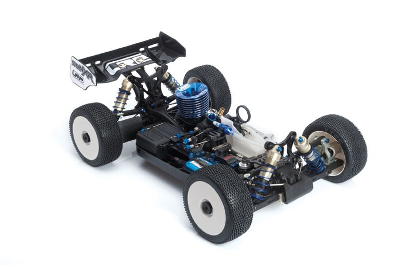 S8 NXR - 1/8 Nitro 4WD R/C Offroad Buggy Kit New Version