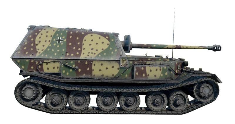 1:35 Panzerjäger Ferdinand WoT