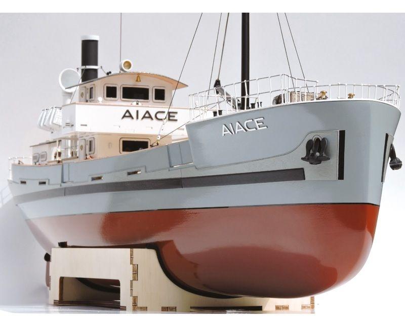 Aiace Frachtschiff 1:40 Baukasten