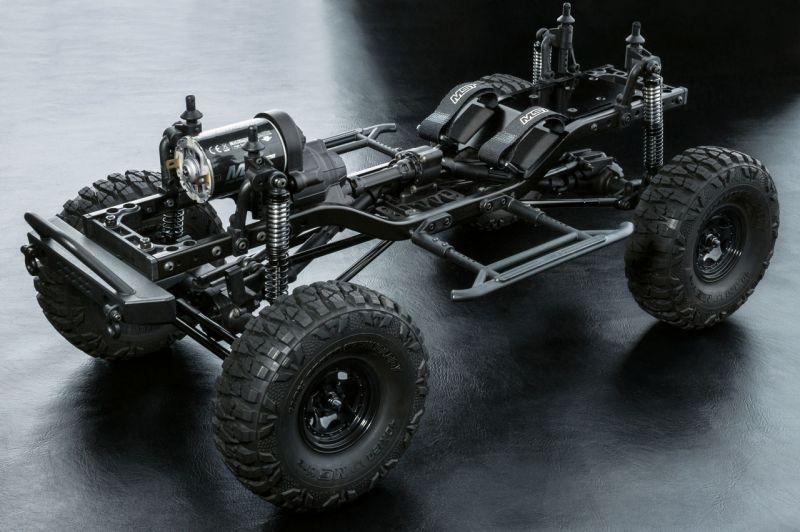 CFX-W 4WD Crawler Kit Frontmotor Radstand 300mm Bausatz