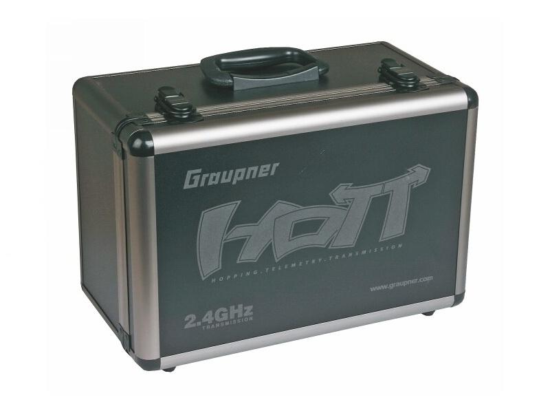 Alu-Senderkoffer für X-8N / X-4S