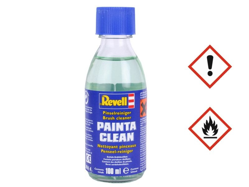 Painta Clean, Pinselreiniger 100ml