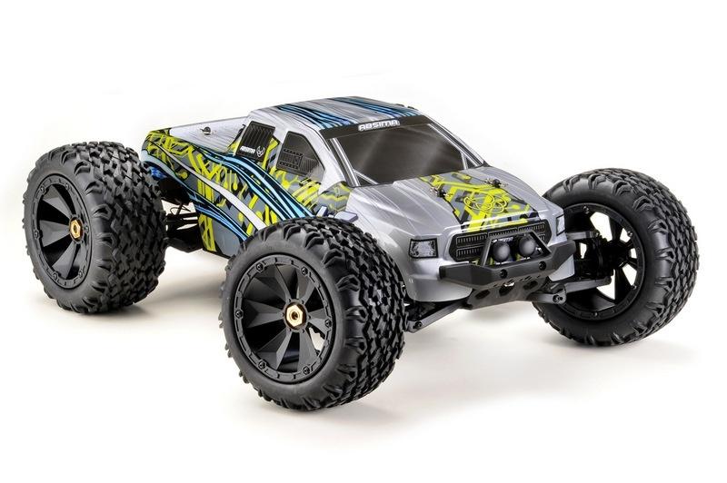 ASSASSIN Gen2.0 4WD BLS Monster Truck 1:8 4S 2,4GHz RTR