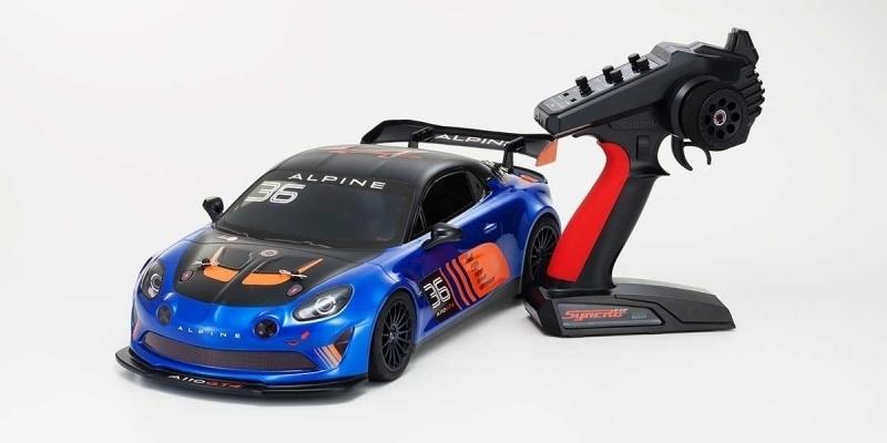 FW06 Alpine GT4 1:10 Readyset KE15SP Nitro Fahrzeug 2,4GHz