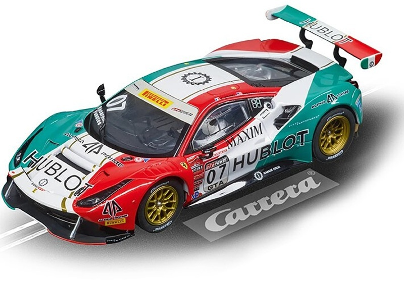 Digital 132 Ferrari 488 GT3 Squadra Corse Garage Italia No 7