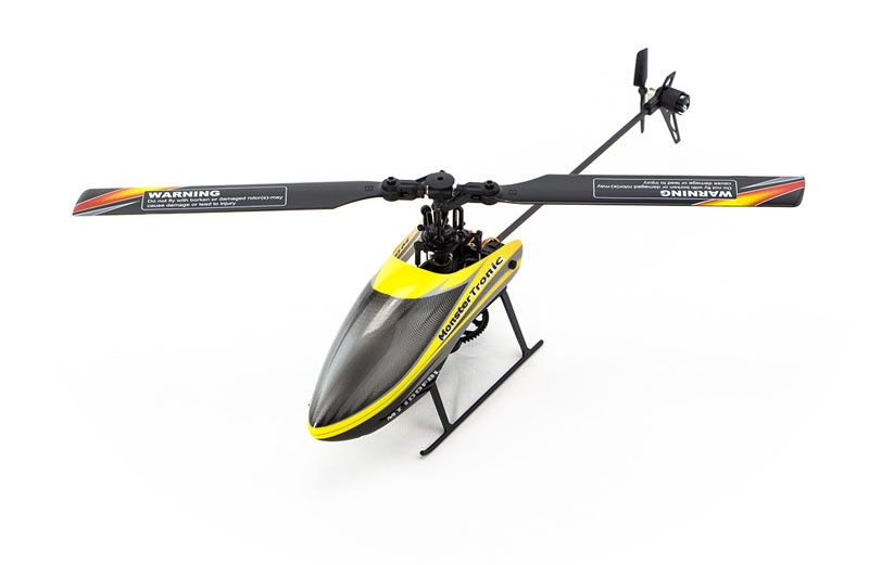 MT100 FBL 3D 4/6Kanal Heli Mode 1- 4