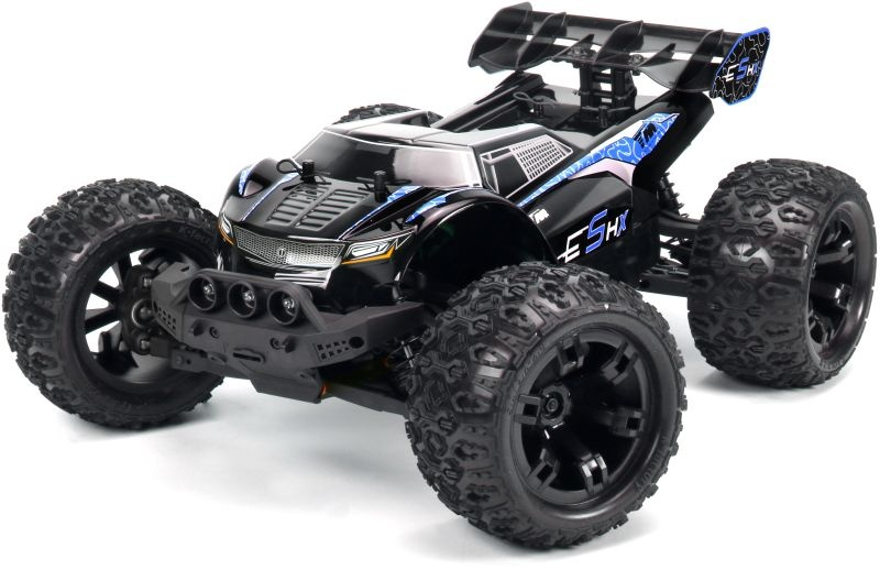 E5 HX Monster Truck 1:10 4WD RTR Brushless Wasserdicht blau